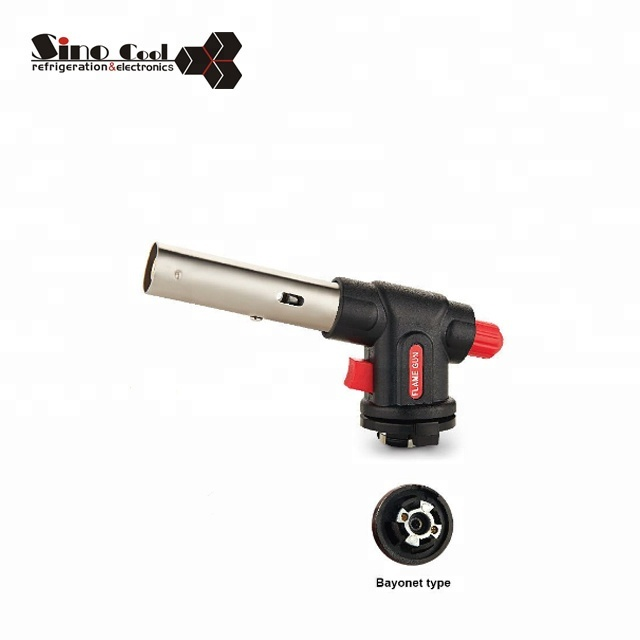 Brazing butane gas torch with CE approval