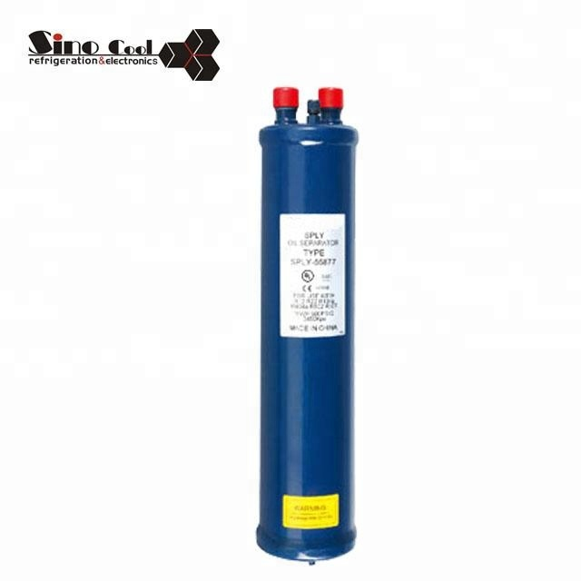Refrigerant Parts Oil Separator For Cooling System