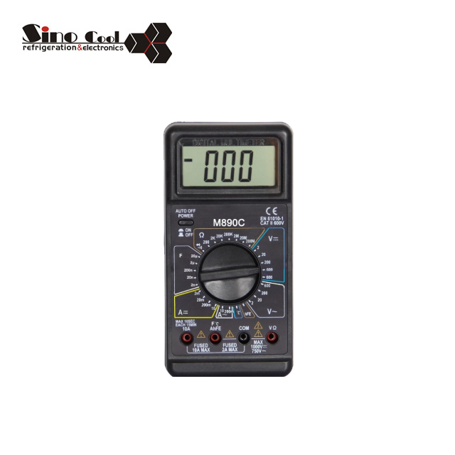 M890C digital multimeter vc890c