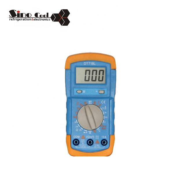 DT718L mini digital multimeter