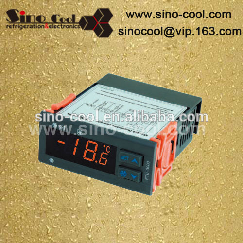 ETC-2040 3000 temperature controller