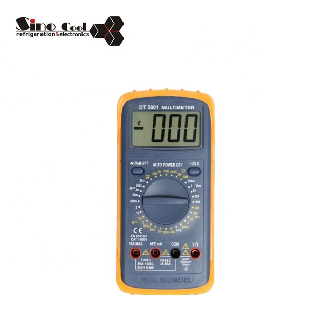 DT5801 multimeter