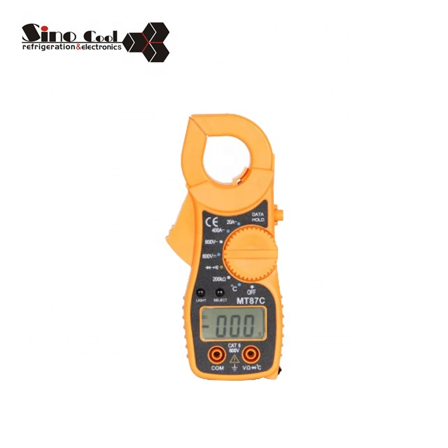 MT87C Digital Only Multimeter with Back-Light Function