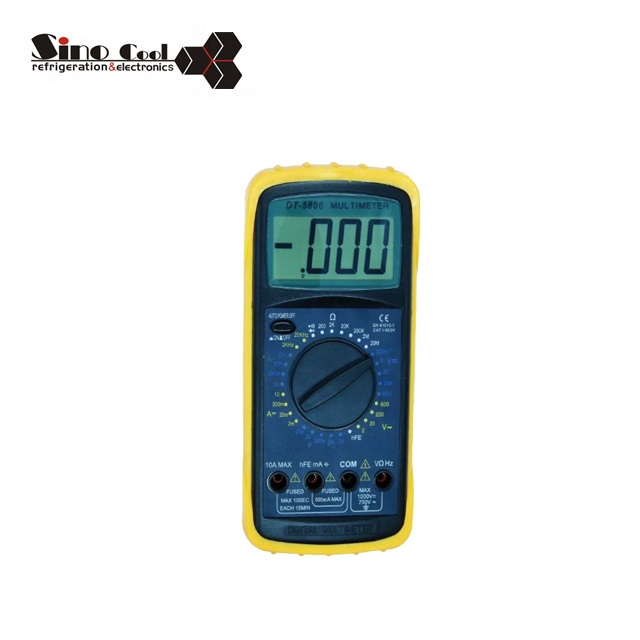 DT5806 multimeter digital