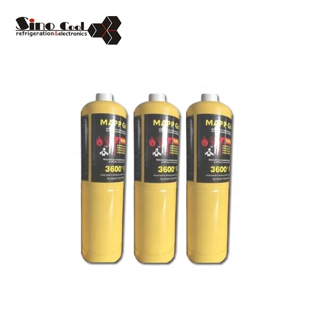 Mapp Gas Cylinder for Welding Gun Hand Torch Mapp Gas
