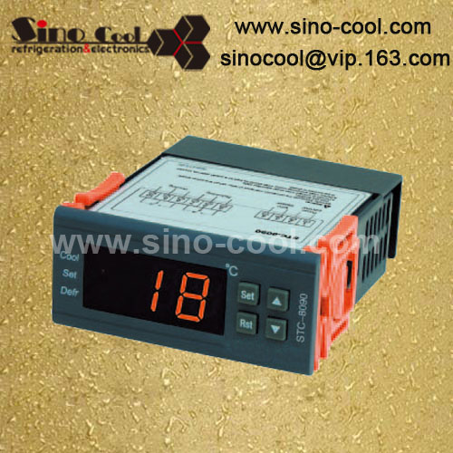 STC-8090 hot runner temperature controller