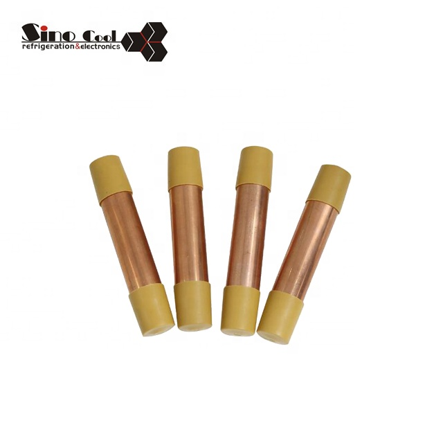 Refrigerator spare parts copper filter