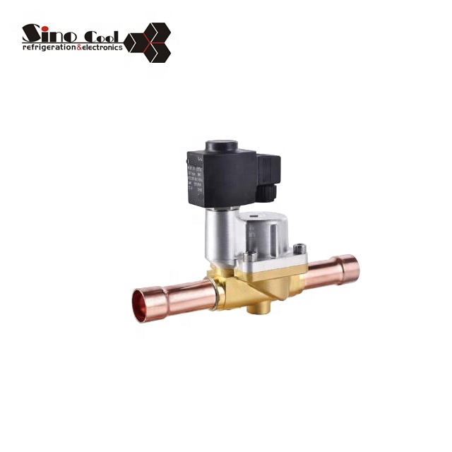 Refrigeration and air conditioner Model HVD type air solenoid valve