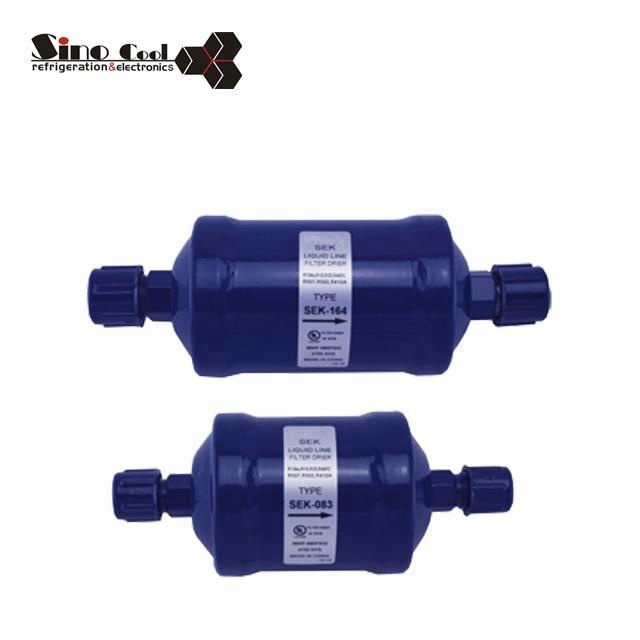 SEK Series drying refrigerant filter drier