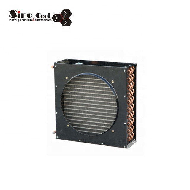 CB series refrigeration fin type air cooled condenser