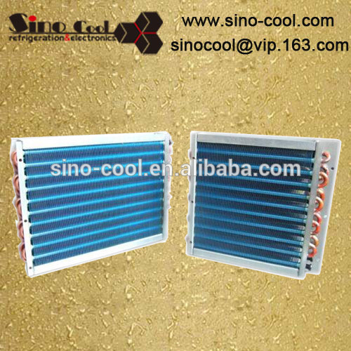 water cooled refrigerator condenser