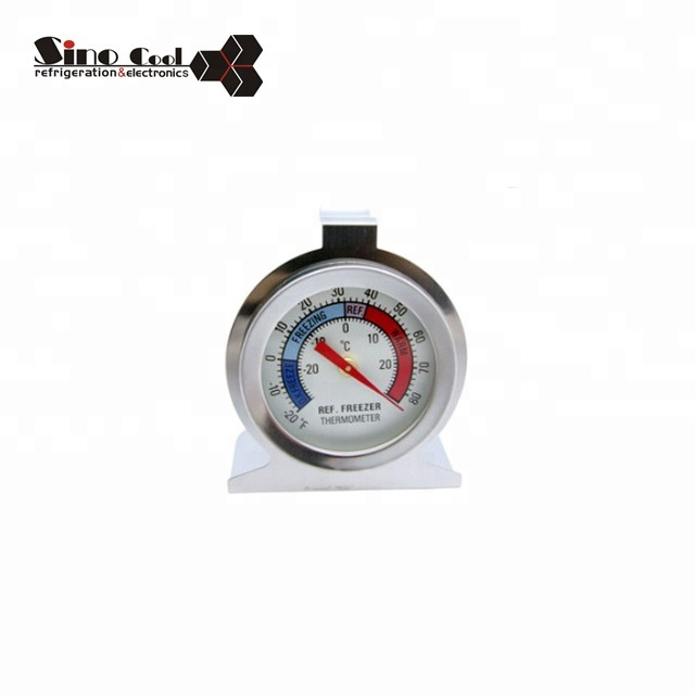 SX-Z-1 bimetal hanging fridge low temperature freezer thermometer