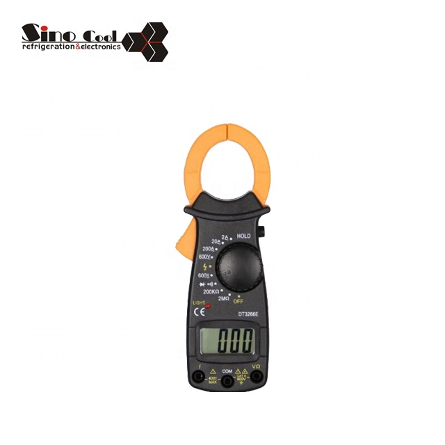 DT3266E ac dc clamp meter price