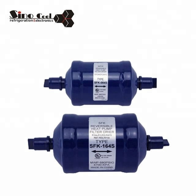 Refrigeration part SFK Series High Moisture Burn Out Filter Drier