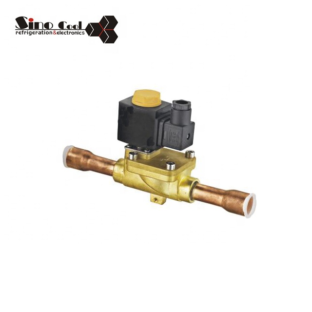 Good Quality Improved Refrigerant solenoid valve