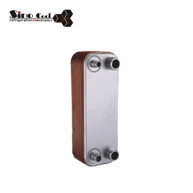 Stainless steel Brazed plate B3-028 heat exchanger