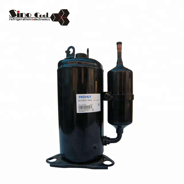 SD156CV-H6AU Highly quality Air Conditioner Compressor for sale