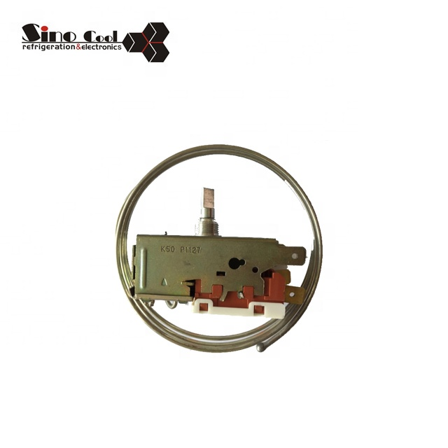 Hot sale Refrigerator Parts Ranco Type Thermostat K50-P1127