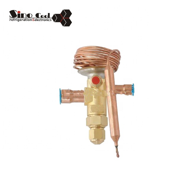 Expansion valve brass valve