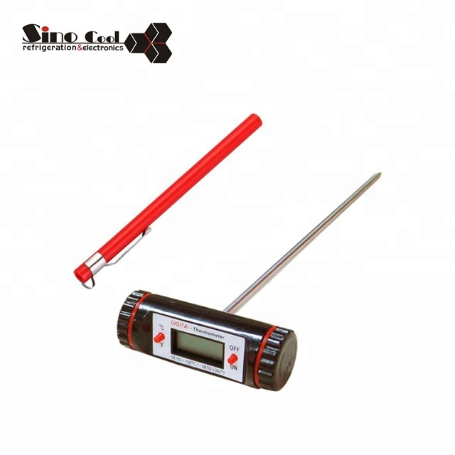 SC-E-18 Lollipop digital thermometer with probe