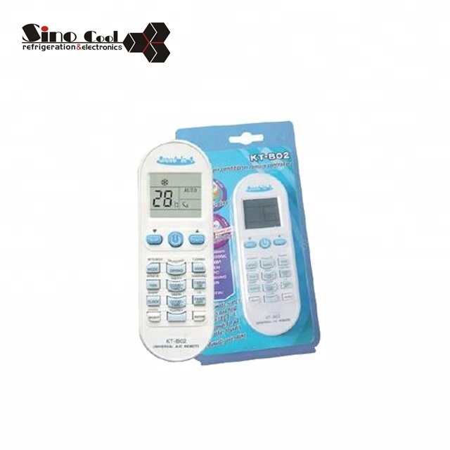 KT-B02 Universal a/c air conditioner remote control