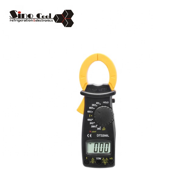 DT3266L digital clamp meter mt87