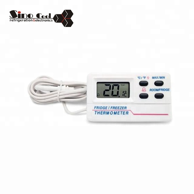 SC-E-16 household fridge/freezer digital thermometer with sensor
