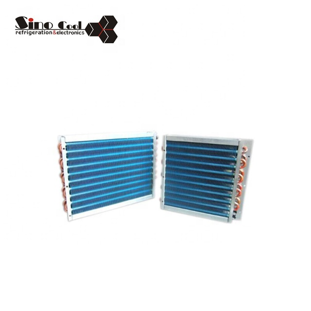 High quality Cool Room Condenser And Evaporator Al Tube Evaporator Coil