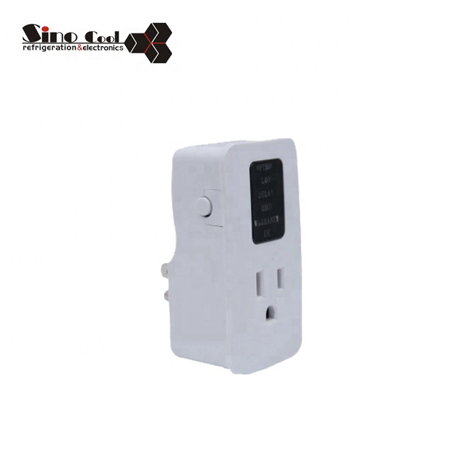 Good price High quality  electrical appliances power surge 120V AC voltage protector