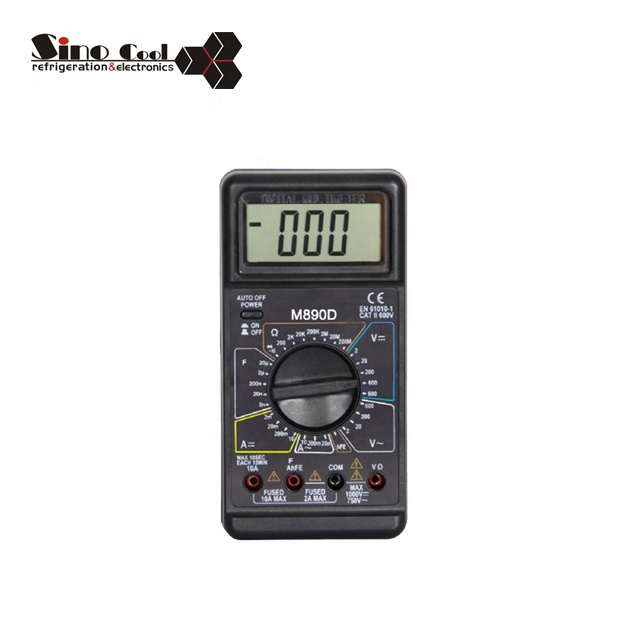 M890D tops smart multimeter