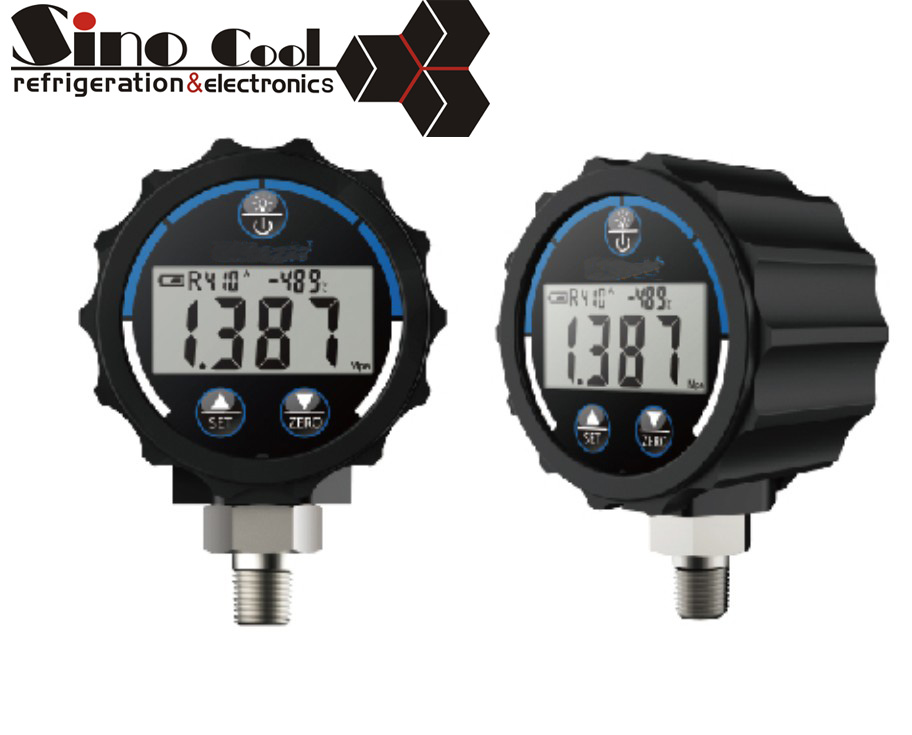 Digital pressure gauge PG-30