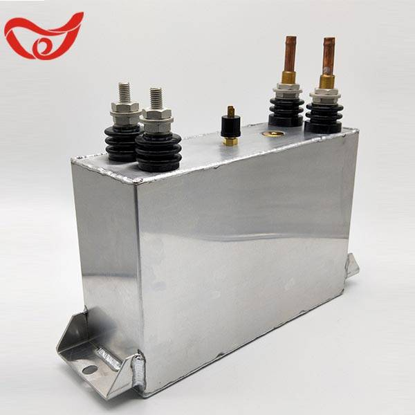 square water cooled electric heating capacitor Featured Image