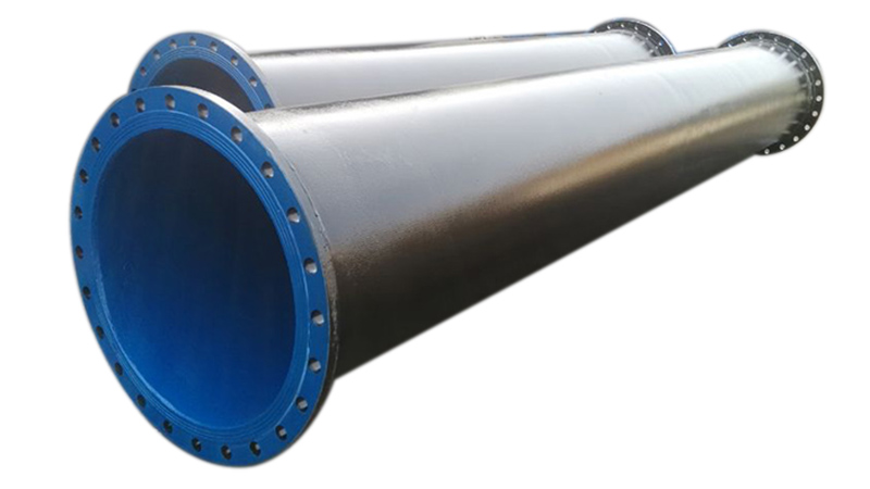Ductile Iron Pipes&Flanged Fittings