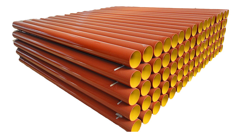 EN877 Hubless Cast Iron Pipes