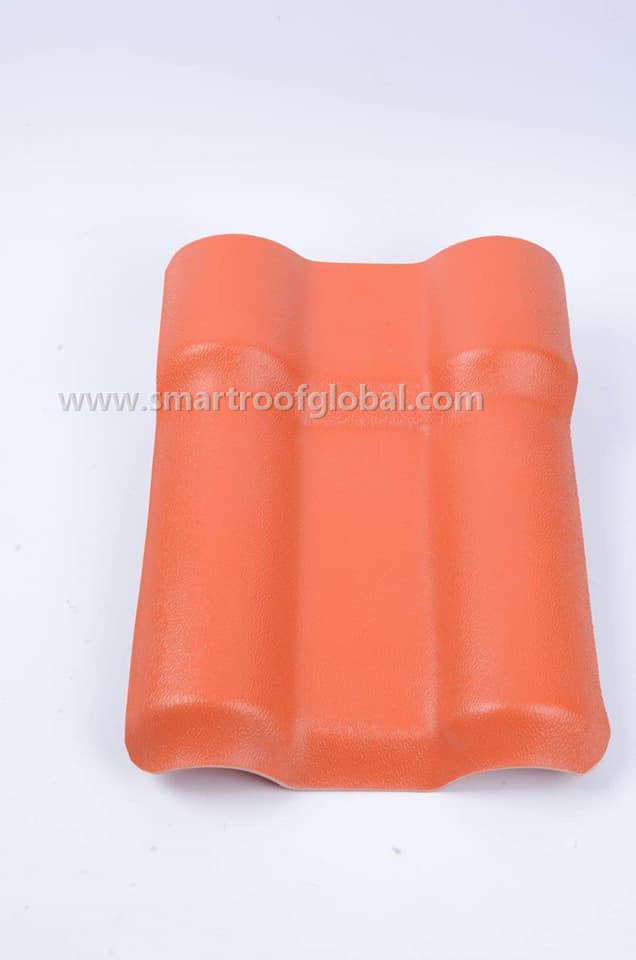 ASA Coated Plastic Synthetic Resin Roof Tile Featured Image