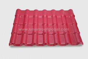 Plastic Resin Roof Tile