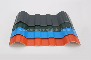 Corrugated Plastic Roof Panels