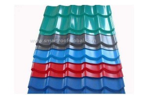 Metal Roofing Sheet Spainish Roof Tile