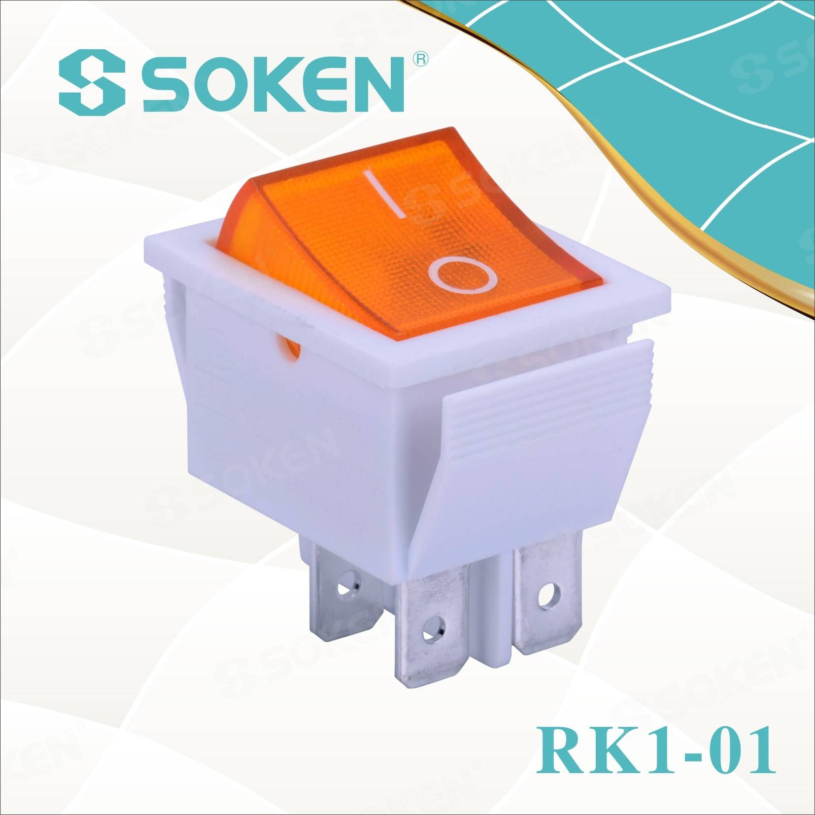 Professional China Inline Cord Switch -