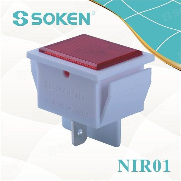 OEM/ODM Factory Neon Indicator Lamp Ul -