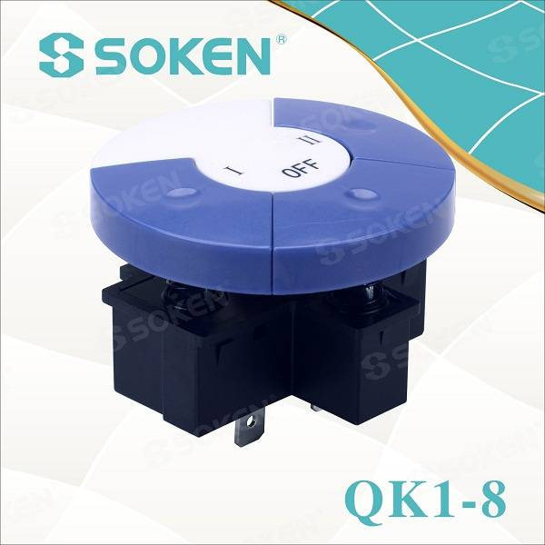 2018 New Style Russia Hot Mini Push Button Switch -