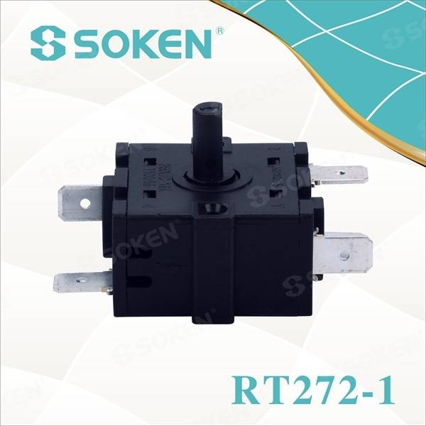 8 Position Rotary Switch (RT272-1)