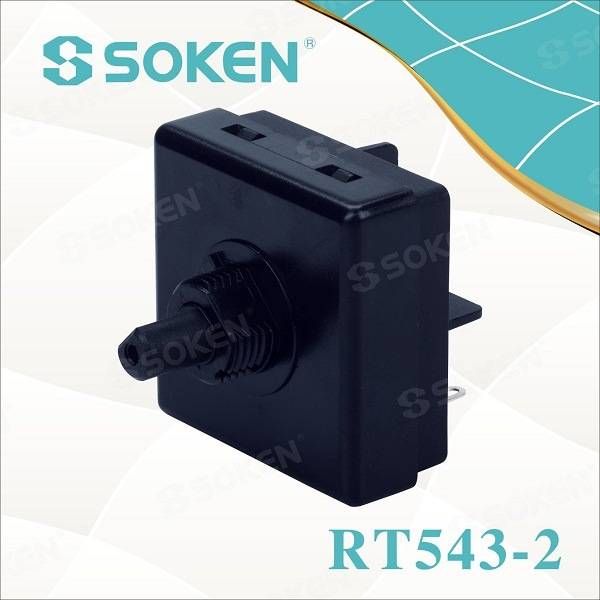 Home Appliance 4 Position Rotary Encoder Switch 3 (1) a