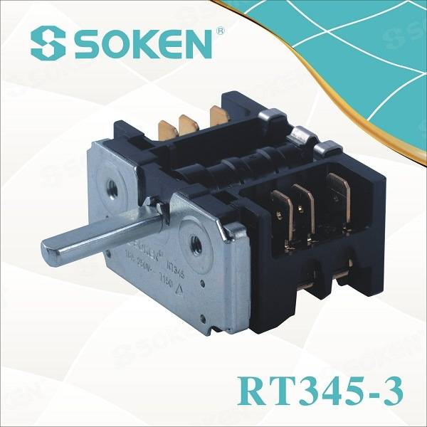 China Gold Supplier for Round Shape Rocker Switch -