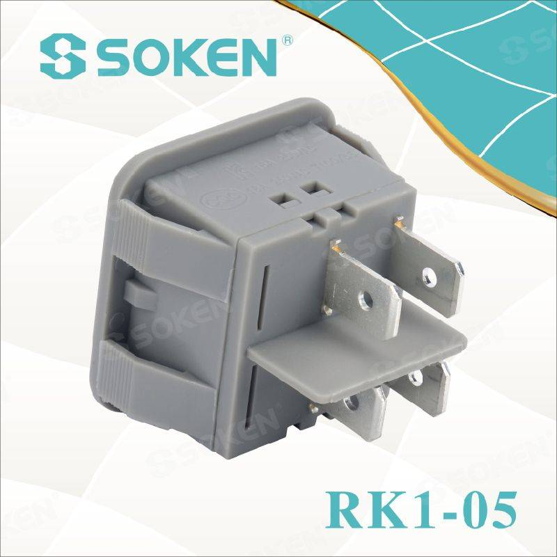 li ser hilkir off Dpst Rocker Switch