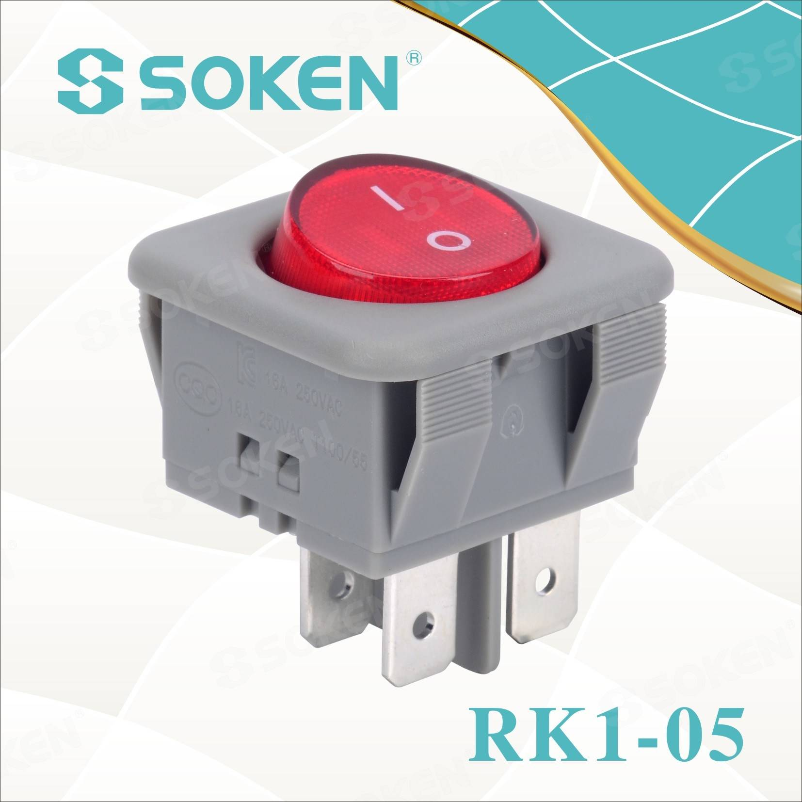 Cheapest Factory Push Button Selector Switch -