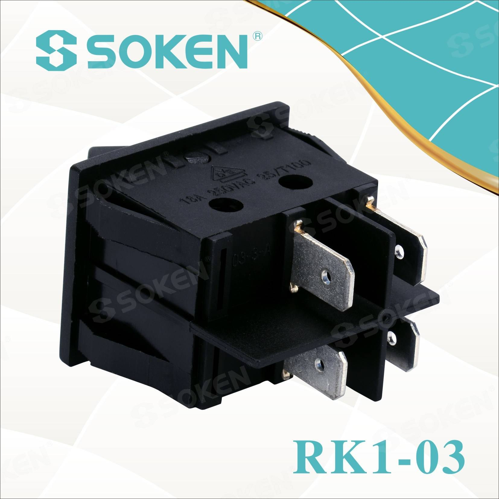 New Fashion Design for Colored Wall Switch -