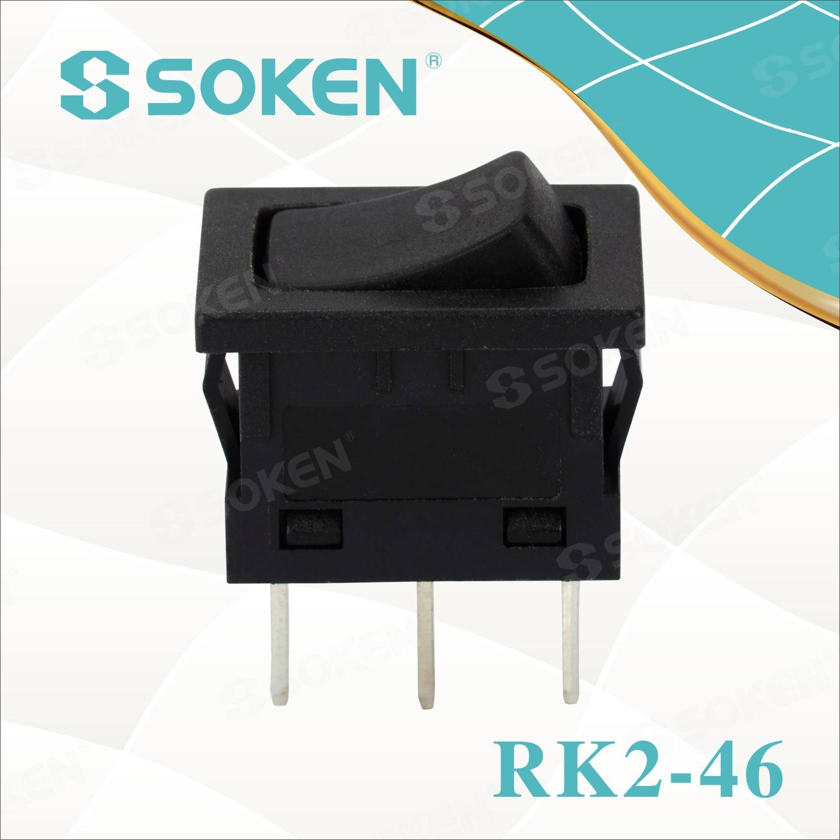 Մինի Rocker Switch