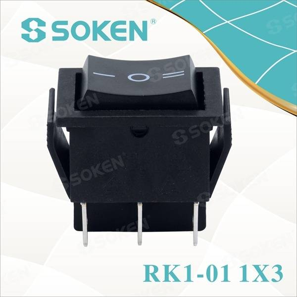 China Gold Supplier for 3 Position Key Switch -
