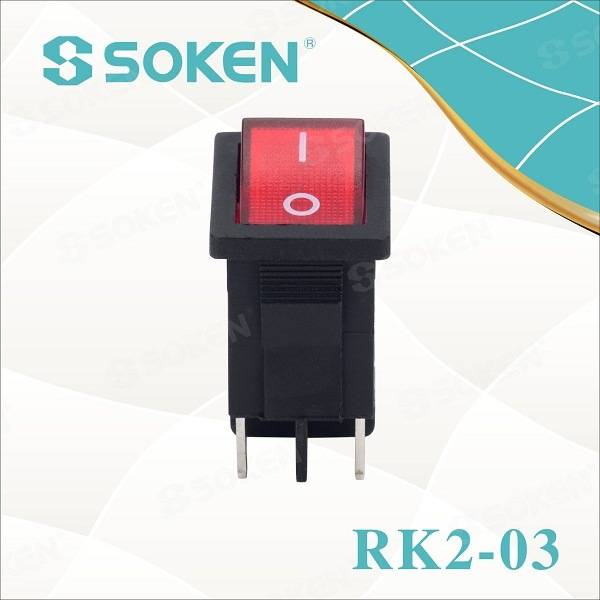 Hot New Products Electric Rocker Switches -